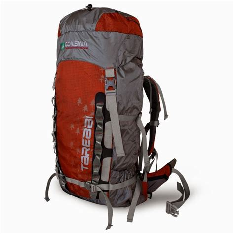 Bag Consina 5 Liter tas carrier consina tarebbi 60 liter tursina outdoor