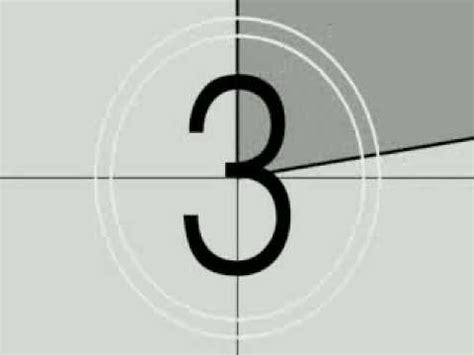 aftellende klok countdown clock youtube