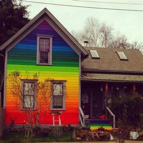 rainbow house rainbow house rainbow pinterest