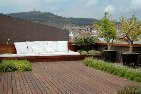terrazze giardino ecososteniblit 224 e stile moderno il legno composito 232 la