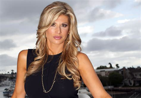 hair of housewives alexis bellino is going to tamra barney s wedding www