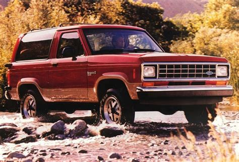 1980s ford bronco the iconic ford bronco suv could be set for a return