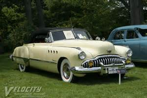 Buick Roadmaster 1949 Picture Of 1949 Buick Roadmaster Convertible