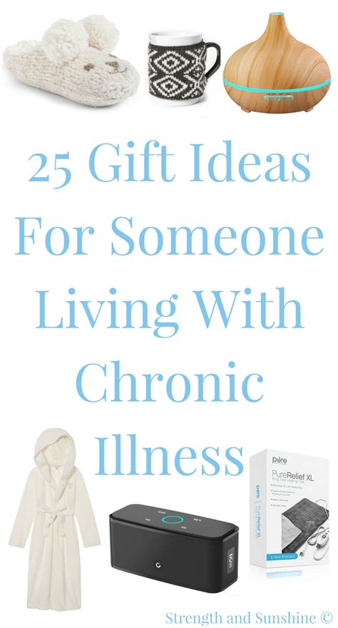 25 gift ideas 25 gift ideas for someone living with chronic illness