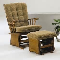 Cushions For Rocking Chair Glider Best Glider Rocking Chair For Nursery