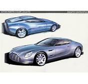 2002 Aston Martin DB7 Zagato  Studios