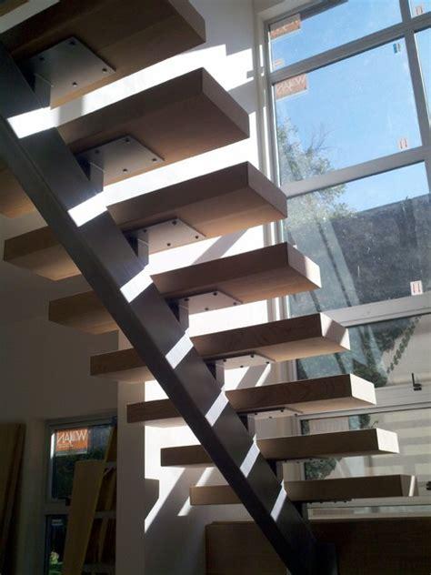 franklin street modern staircase denver by stem