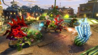 plants vs zombies garden warfare xbox one review