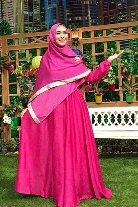 Baju Gamis Dewi til cantik dan anggun dengan gamis syar i ide model busana