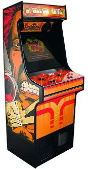 4 Player Arcade Cabinet Kit Project Mame Amp Weecade Building A Mame Cabinet Bartop