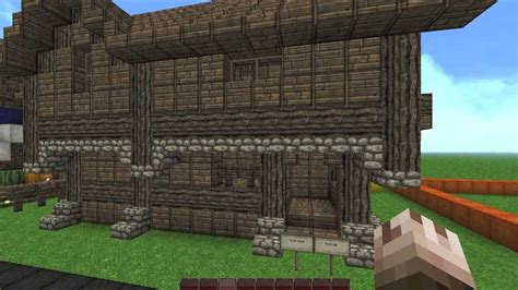 Minecraft Shed by How To Build A Storage House In Minecraft