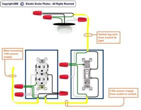 outlet wiring diagram household light switch outlet wiring diagrams get free