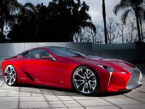 Lexus Lf Lc Price Lexus Lf Lc Concept One Step Closer To Becoming A