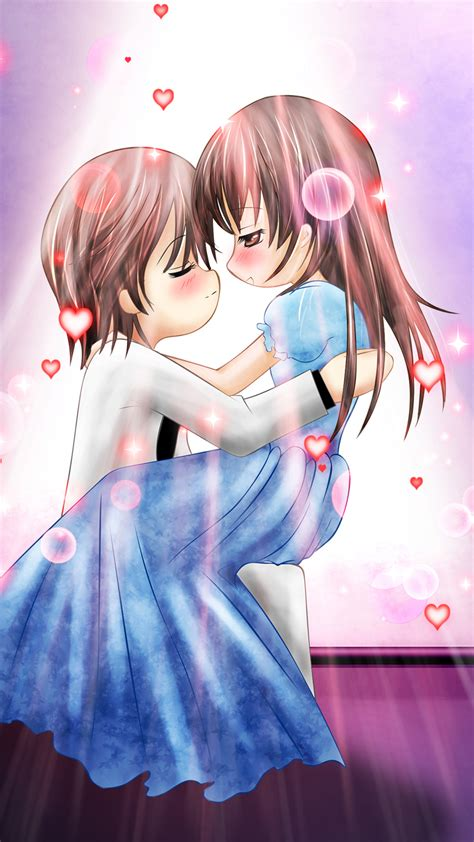 download wallpaper anime couple anime couple wallpaper collection for free download