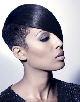 latest hairstyle 2015: new short haircuts thin for black