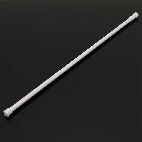 extendable curtain rods for net curtains spring loaded extendable telescopic net voile tension
