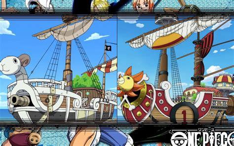 anime boat names one piece wallpaper pirates wallpapersafari