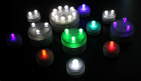 colorful small led lights 2016