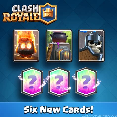 Clash Royale Gift Card - clash royale may update 6 new cards will be released clash royale guides