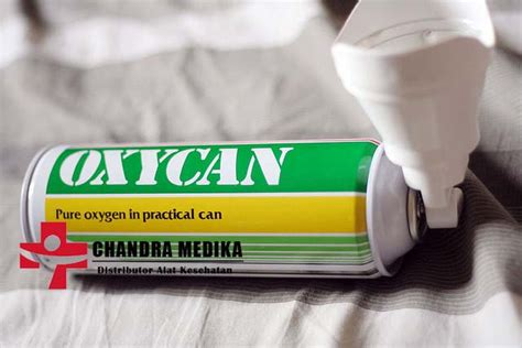 Tabung Oxygen Kecil tabung oksigen portable oxygen portabel kecil oxycan