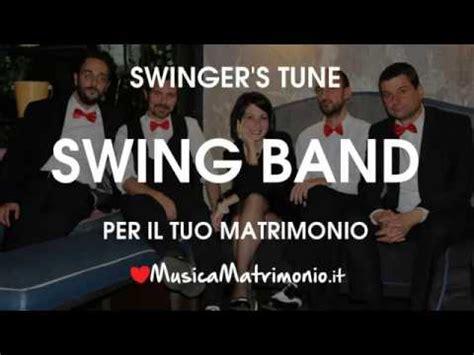musica swing matrimonio la musica swing al ricevimento di matrimonio musica