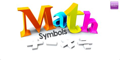 Meaning Of Mathematics Per Letter by Engaging Maths Symbols Their Meaning Real Wealth Business
