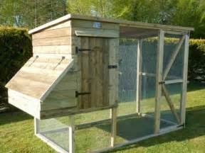 easy to build chicken coop plans woodworking projects