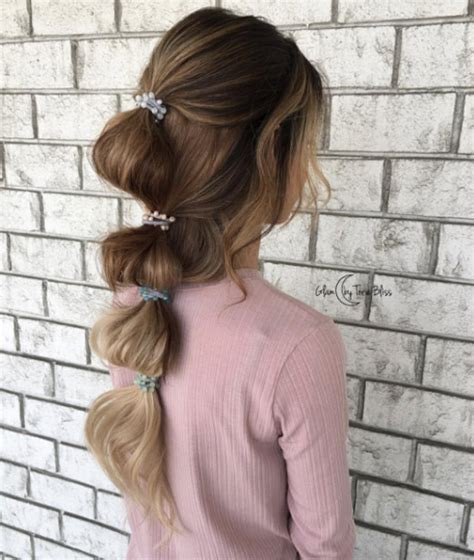 hairstyle bubble back 2017 s best back to school hairstyles style skinner