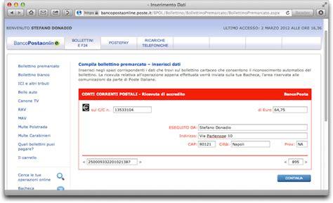codice identificativo ufficio postale l ufficio postale direttamente dal mac iphone e