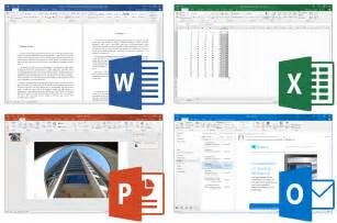 Ms Word And Excel Microsoft Office 2016 Linux Workgroup