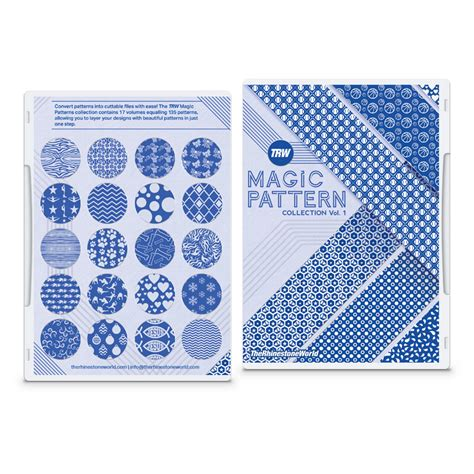 pattern magic volume 1 magic pattern collection vol 1