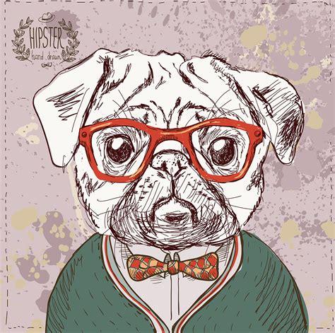 imagenes de fondos hipster vintage hipster animals on behance