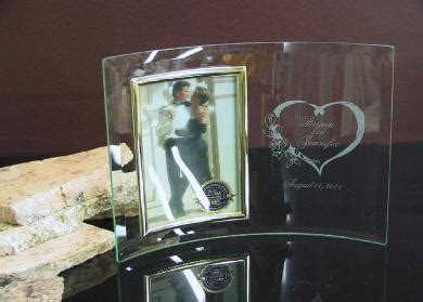 glass picture frame etched glass picture frames
