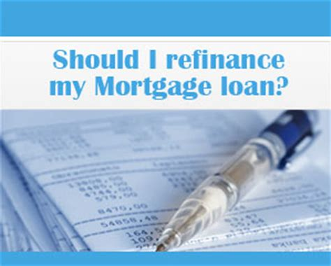how to refinance your mortgage with a bad credit rating