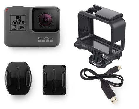 Gopro 5 Black Edition 12mp 4k Berkualitas gopro hero5 black 4k ultra hd