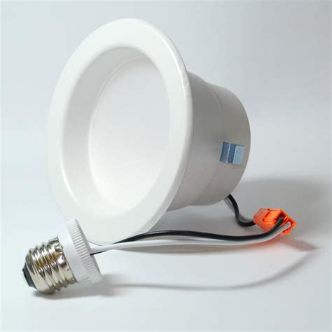 Lu Warm White high quality 4 inch recessed led 9w soft white downlight