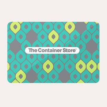 Container Store Gift Cards - shop all the container store