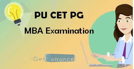 Pg Mba Course by Pu Cet Pg 2018 Application Form Dates Admit Card