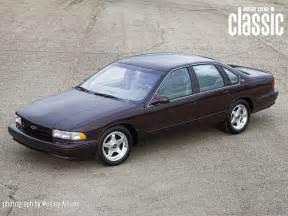 Chevrolet Ss Impala 1996 Chevrolet Impala Ss Wallpaper Gallery Motor Trend