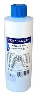 Aquasonic Formalin Solution 250mL   The Aquarium Shop