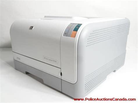 Printer Hp Cp1215 auctions canada hp cp1215 color laserjet printer 129477b