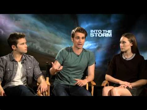 into the storm interview: max deacon, nathan kress