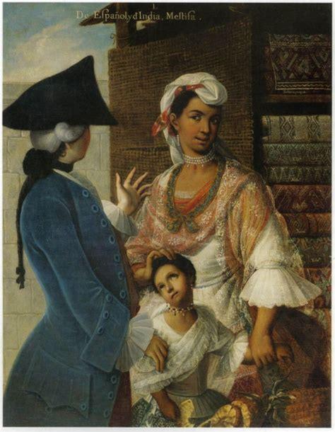 mestizo castas de pinturas 35 best al tabi images on pinterest madrid africans