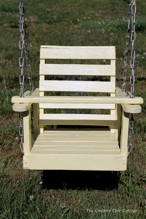 wood baby swing wood baby swing refinish the country chic cottage