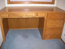 build a desk plans quick woodworking projects how to build a wood desk free woodworking plans at lee s