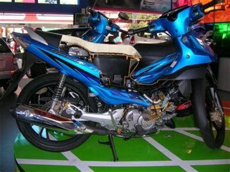 Motor Shogun 110 gambar modifikasi motor shogun r 110 modifikasi motor