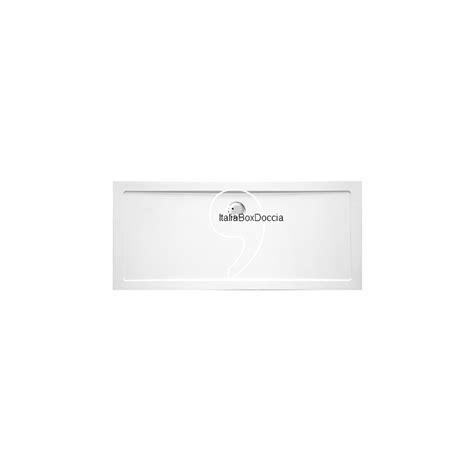 piatto doccia 80x140 piatto doccia 80x140 cm rettangolare in solilux vendita