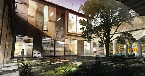 Architecture rendering by Min Nguen on DeviantArt