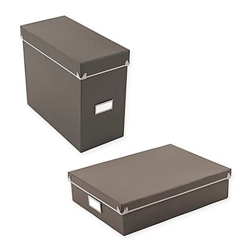 bed bath and beyond frisco frisco organizer collection in grey bed bath beyond