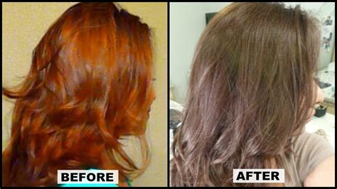brassy hair color fix at home 28 images major color